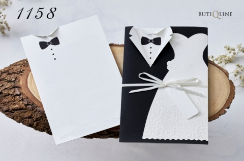 Сватбени покани 1158