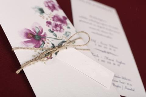 Сватбени покани 70139