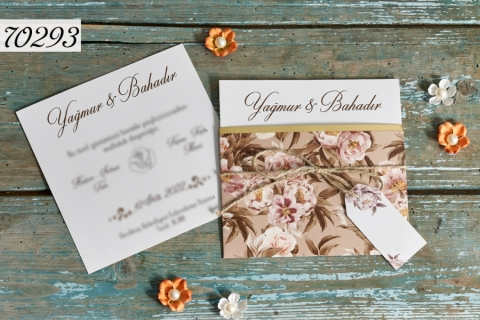 Сватбени покани 70293