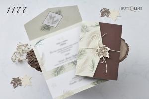 Сватбени покани 1177