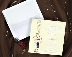 Сватбени покани 30022