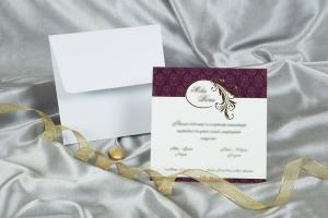 Сватбени покани 30031