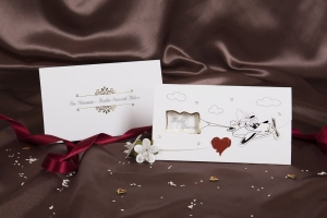 Сватбени покани 30045
