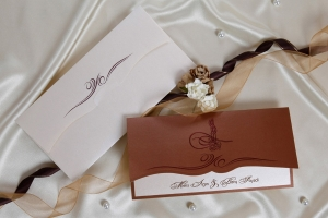 Сватбени покани 30097