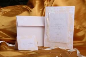 Сватбени покани 50403
