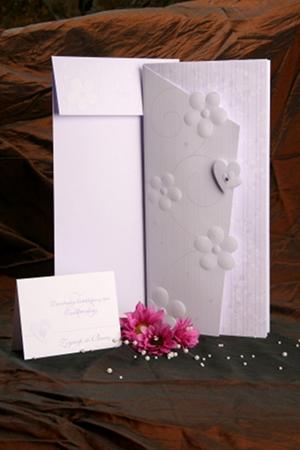 Сватбени покани 50413