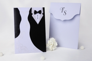 Сватбени покани 50542