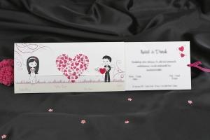 Сватбени покани 60232