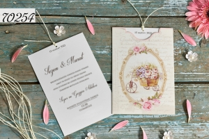 Сватбени покани 70254