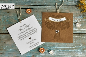 Сватбени покани 70267