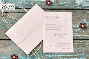 Сватбени покани 70271