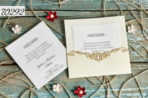 Сватбени покани 70292