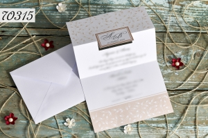 Сватбени покани 70315