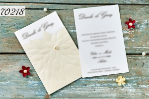 Сватбени покани 70218